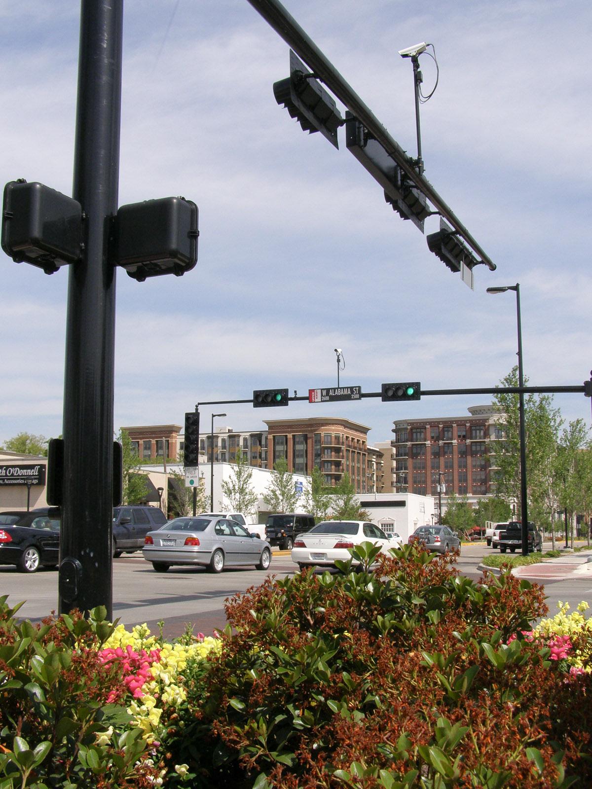With traffic cameras gone, red light violations skyrocket
