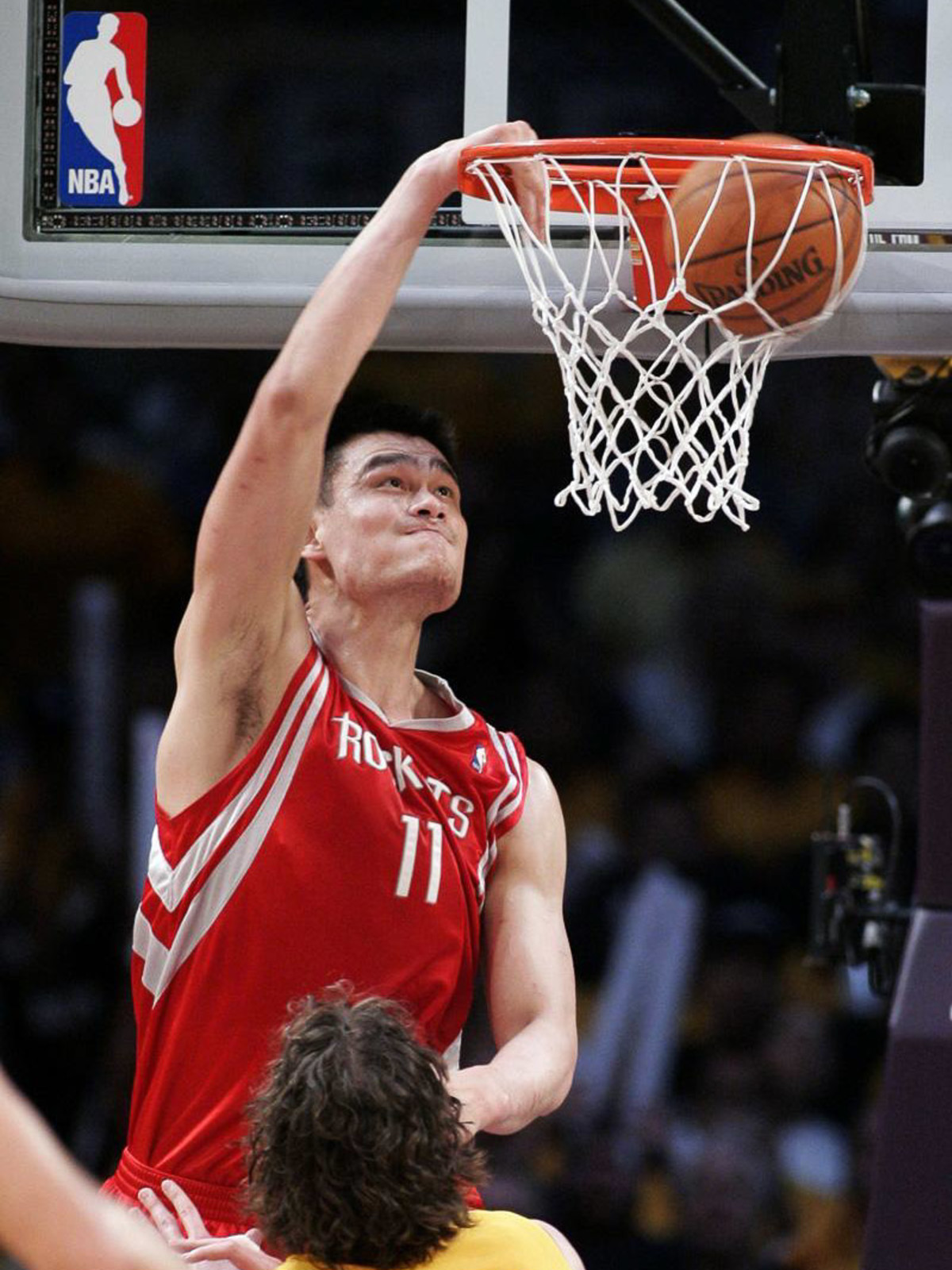 65ad851020a5 How will Yao Ming announce his retirement  Much better than Bill Wa ...