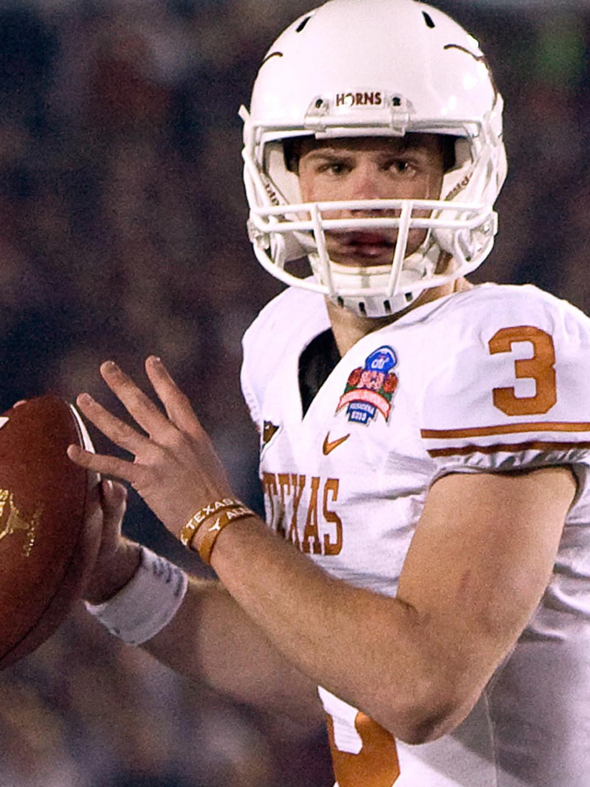 Texas Quarterback Garrett Gilbert Undergoes Surgery For Shoulder In Culturemap Houston