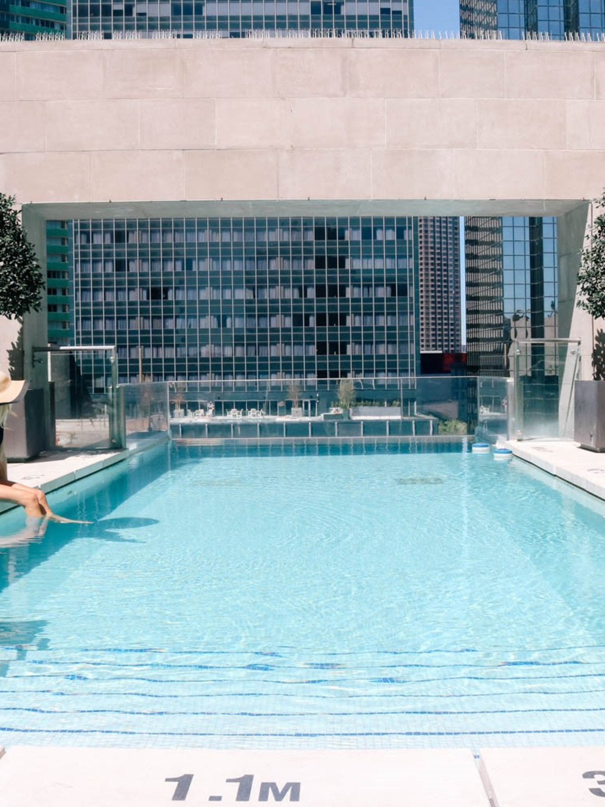 Dip Into The 10 Most Fabulous Hotel Pools In Dallas This Summer