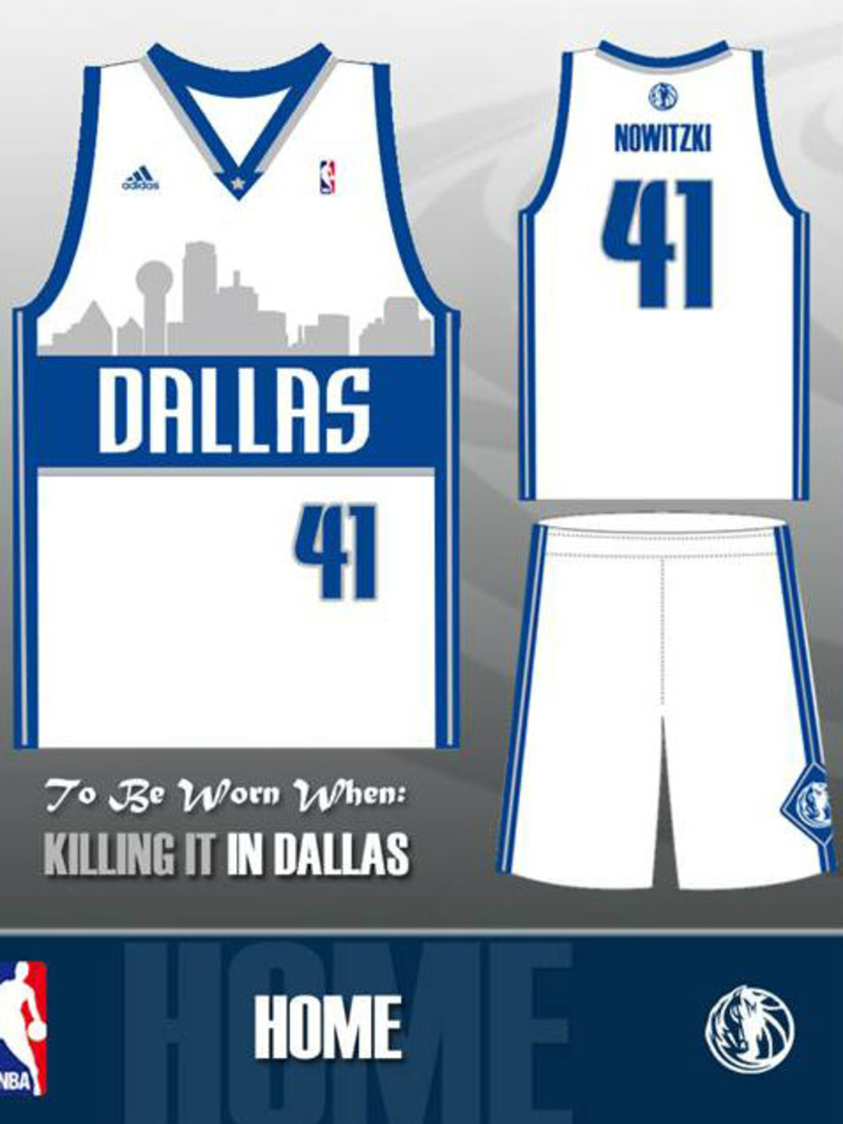 check out 32769 dbb99 Dallas Mavericks introduce fan-designed jersey and major ...