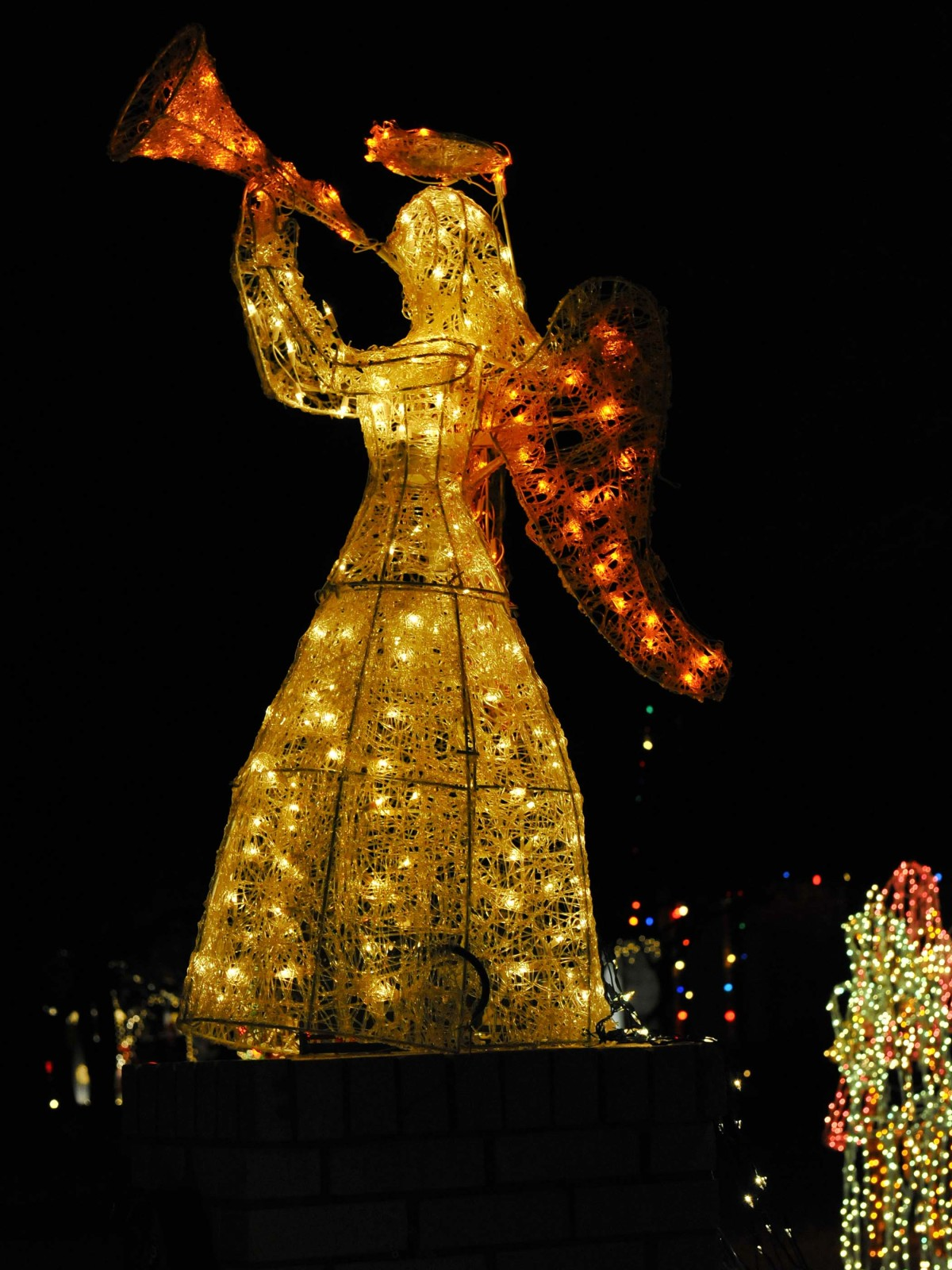 The Best And Brightest Christmas Light Displays Around Dallas In