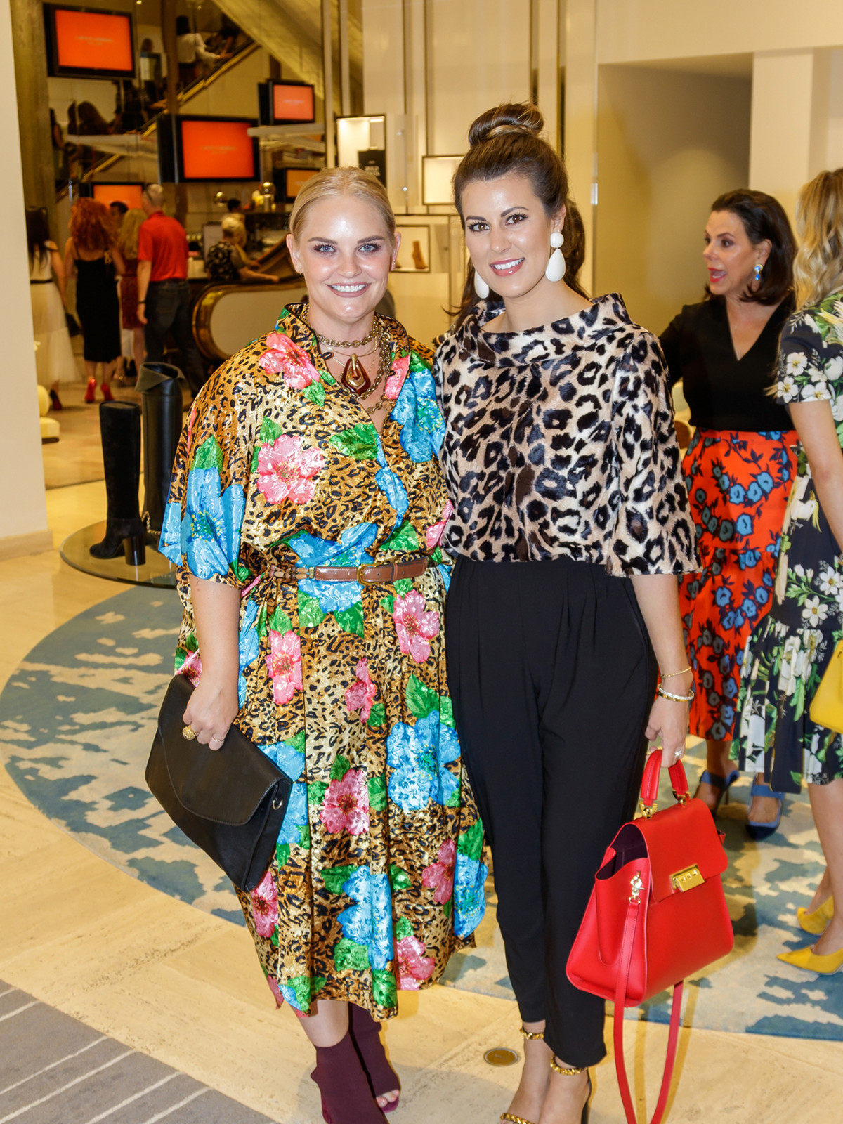 Dallas Socialites Dress To Impress At Crystal Charity Luncheon Culturemap Dallas