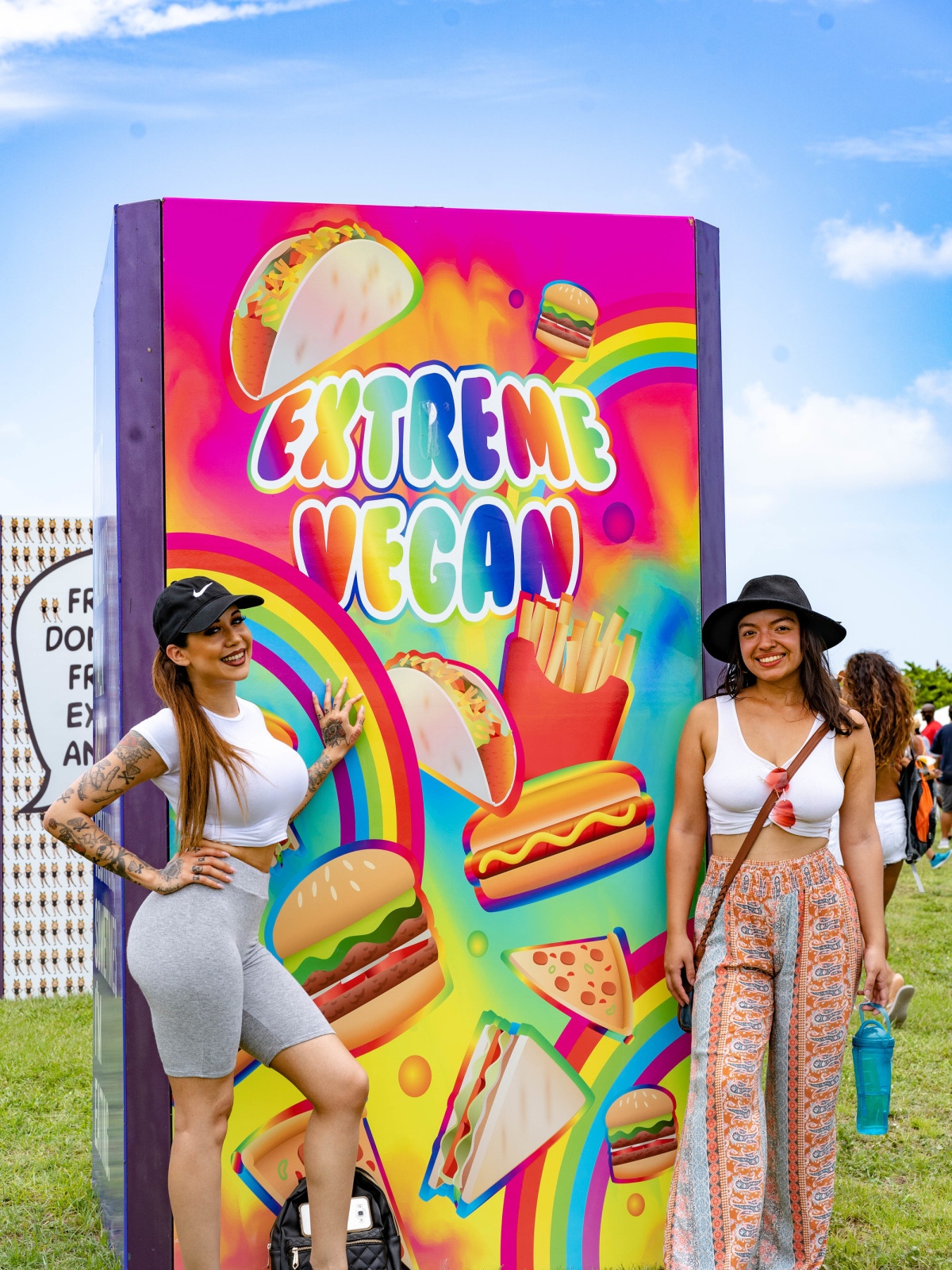 Massive vegan food festival sprouts up in downtown Houston ...