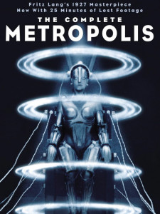 News_The Complete Metropolis_movie_movie poster