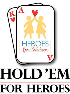Heroes for Children presents Hold'Em for Heroes 2016