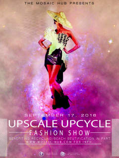 The Mosaic Hub presents Upscale Upcycle: Fashion Show