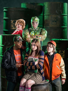 Uptown Players presents The Toxic Avenger