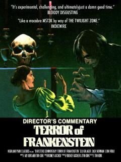 Other Worlds Austin presents Derector's commentary The Terror of Frankenstein
