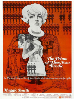 Bullock Texas State History Museum presents Femme Film Fridays: The Prime of Miss Jean Brodie on 35mm