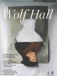 Austin Shakespeare presents Wolf Hall