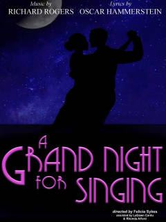 Rockwall Community Playhouse presents Grand Night For Singing