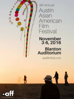9th Annual Austin Asian American Film Festival