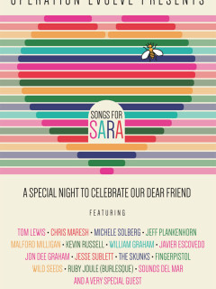 Operation Evolve presents Songs for Sara