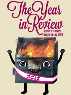 Bounce House & Waterbed presents The Year in Review: Comedians Recap 2016