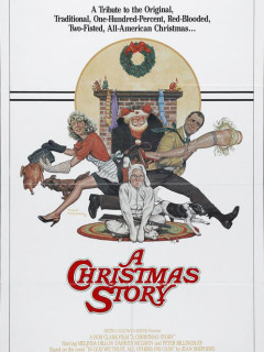 News_Jeremy Little_Holiday Movies_A Christmas Story_DVD cover_movie poster