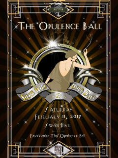 Austin Influential Group presents The Opulence Ball: Silver Gild & Gold Dust
