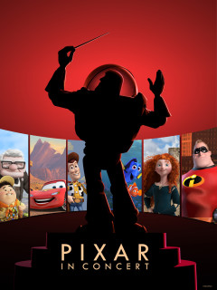 "Houston Symphony presents ""Pixar in Concert"""
