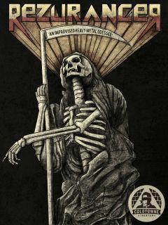 Coldtowne Theater presents Rezuranger: An Improvised Heavy Metal Odyssee