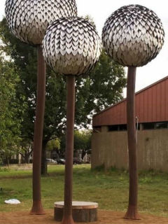 The City of Austin Cultural Arts Division presents  Austin Art in Public Places (AIPP) Artwork Dedication Ceremony