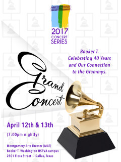Booker T Washington High School for the Performing and Visual Arts 2017 Grand Concert