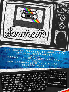 McCallum High School presents Sondheim on Sondheim