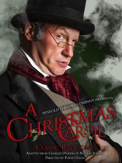 Original Christmas Carol Movie.Penfold Theatre Company Presents A Christmas Carol Classic