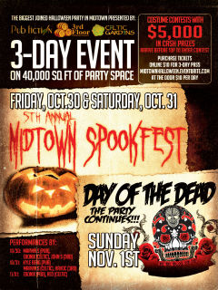 5th Annual Midtown Spookfest