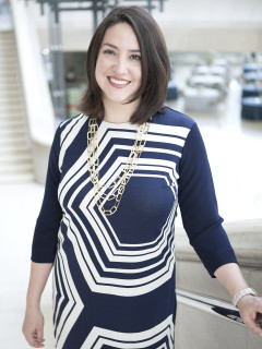 Catherine Cuellar, executive director of Dallas Arts District