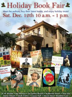 Humanities Texas presents Holiday Book Fair