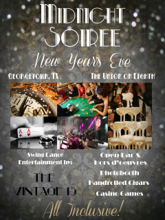 Reverie Production Group presents Midnight Soiree