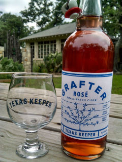 Texas Keeper Cider presents Grafter Rosé Picnic
