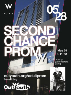 Out Youth presents Second Chance Prom