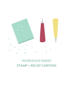 Myth & Symbol Workshop: Stamp and Relief Printing