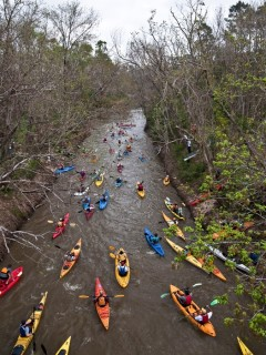 Bayou City Outdoors Buffalo Bayou Regatta 101 - Quick Start Lessons