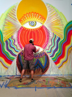 """Art opening reception: """"Call it street art, call it fine art, call it what you know"""""""