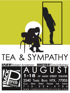 Back Porch Players presents Tea and Sympathy