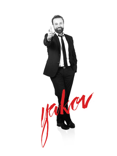 Comedian and stand up Yakov Smirnoff