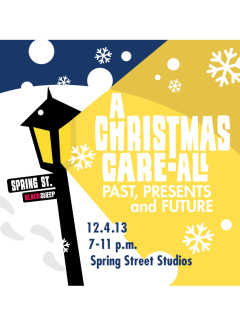 "Black Sheep Agency hosts ""A Christmas Care-All: Pasts, Presents and Future"" benefiting the Children's Assessment Center"