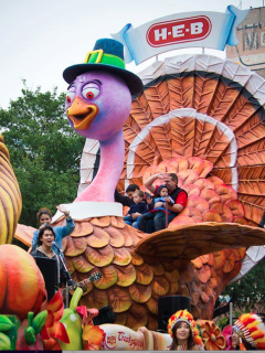 64th Annual Thanksgiving Day Parade_Events