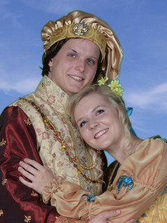 Dallas Children's Theater presents Rapunzel