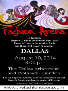 Fashion Opera presents Fashion Arena