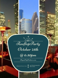 "Bayou City Outdoors hosts ""Roof Top Party Meet and Greet"