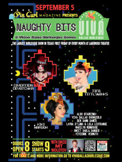 Viva Dallas Burlesque presents Naughty Bits
