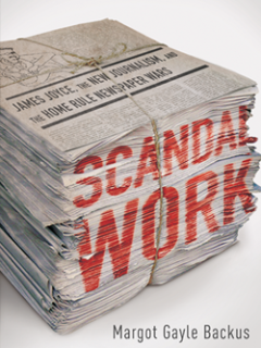 Book reading and signing: Scandal Work by Margot Backus