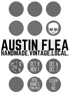 Austin Flea October 2014