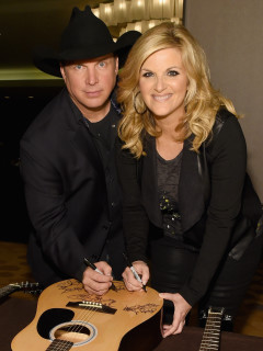Garth Brooks, Trisha Yearwood, ACM Lifting Lives Gala