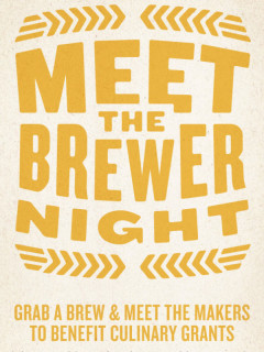 Meet the Brewer Night October 2014