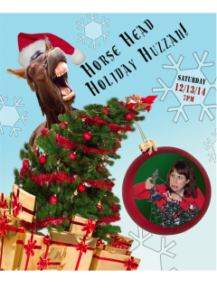 Horse Head Theatre Company presents The Jew Who Loves Christmas by Abby Koenig