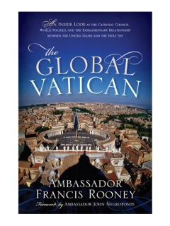 The Global Vatican Dinner and Book Lecture